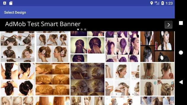 5000+ Girls HairStyles HD Step by Step (Offline) screenshot 10