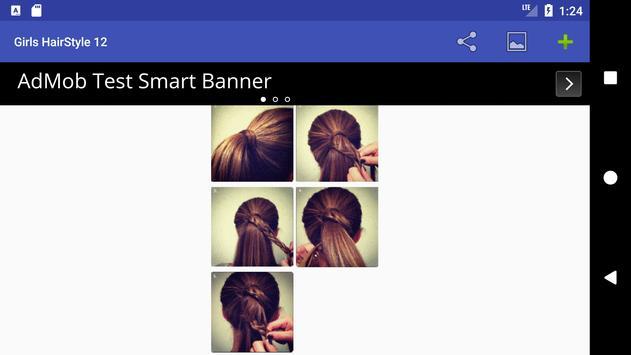 5000+ Girls HairStyles HD Step by Step (Offline) screenshot 16