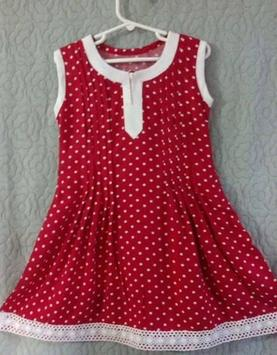 aa170d860bb2 New simple Baby frock Design Easy stitch casual Baby Dress