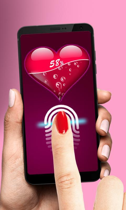 love test finger scanner prank for android apk download