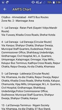 AMTS Ahmedabad route/stop info screenshot 6