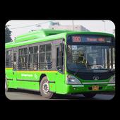 Delhi DTC  Bus - Timing & Routes icon