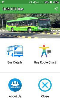 Delhi DTC  Bus - Timing & Routes screenshot 1