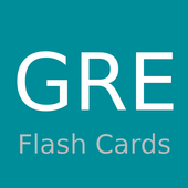 GRE Flashcards Revision icon