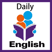 Daily English Words icon