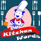 Learn Kitchen Words icon