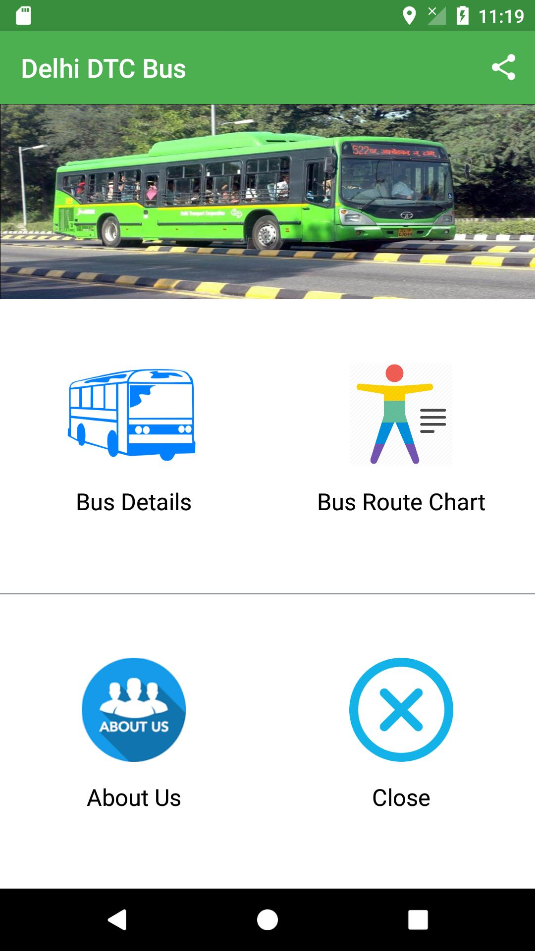Delhi DTC Bus for Android - APK Download on