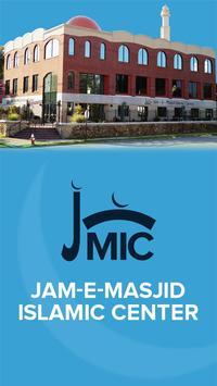 JMIC Masjid poster