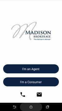 Madison Brokerage poster