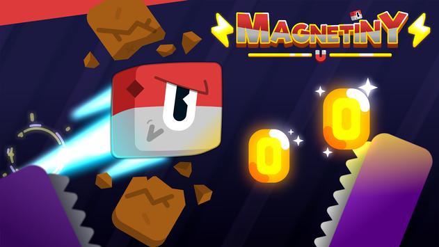 Magnetiny poster