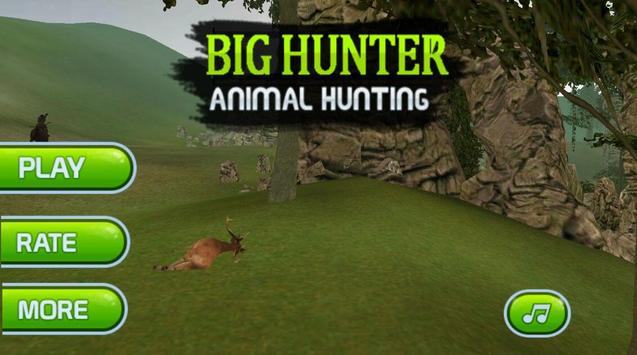 Big Hunter poster