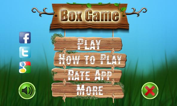 Box Game apk screenshot