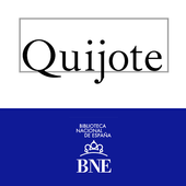 Quijote interactivo icon