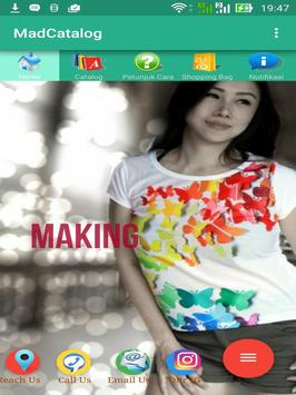 Madpro Catalog apk screenshot