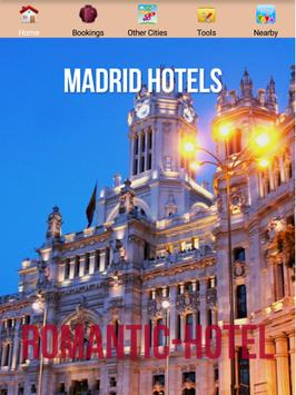Madrid Hotels poster