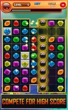 Classic Jewels Blitz: Match 3 apk screenshot