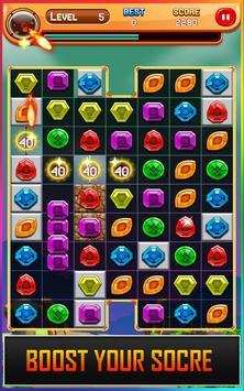 Classic Jewels Blitz: Match 3 screenshot 9