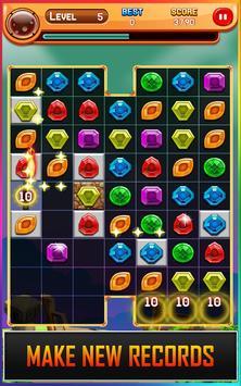 Classic Jewels Blitz: Match 3 screenshot 3