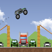 Monster Cars icon
