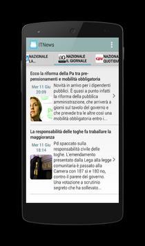 Italia Notizie - IT News apk screenshot