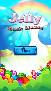 Jelly Rush Mania poster