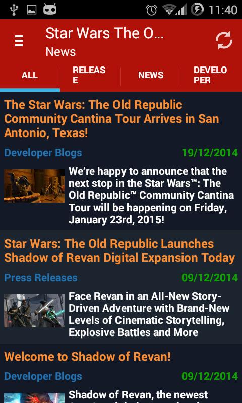 star wars the old republic download apk