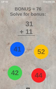 Math Tilt Free: Add & Subtract apk screenshot