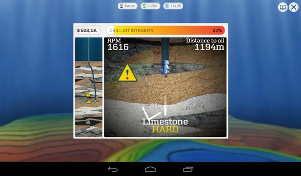 Quest for Oil apk screenshot