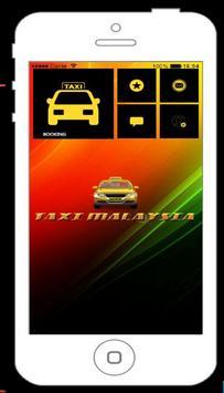TAXI MALAYSIA poster