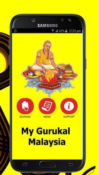 My Gurukal Malaysia poster