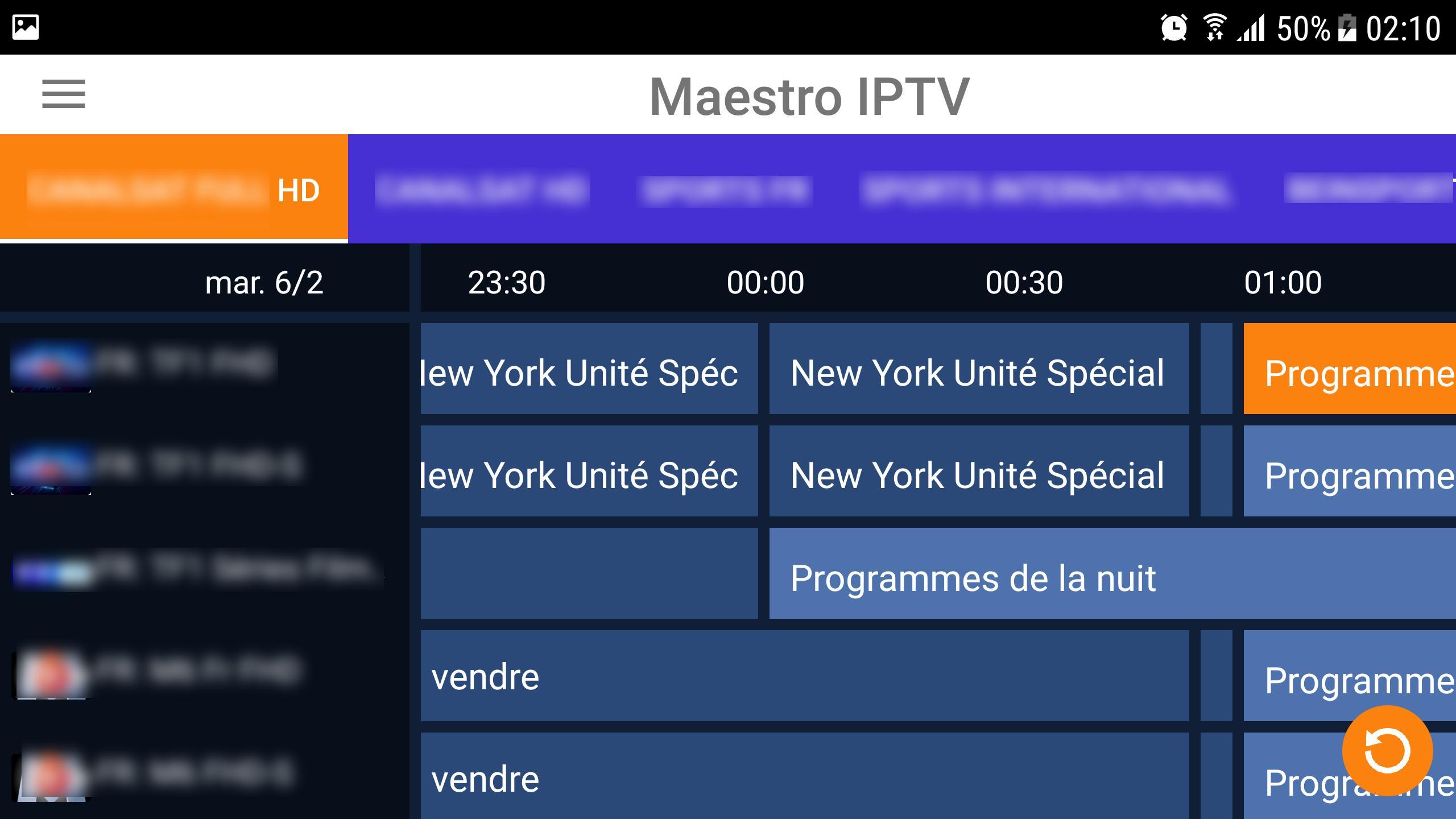 MAESTRO IPTV TÉLÉCHARGER