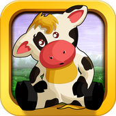 Baby Animals & Jigsaw Puzzles for toddlers and kid icon
