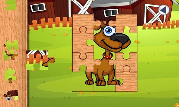 Fun Animal Puzzles & Games for Toddlers Kid jigsaw apk screenshot