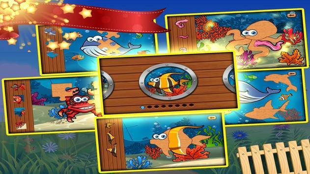 Free toddler jigsaw puzzles for kids & babies Mega screenshot 5