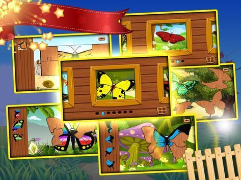 Free toddler jigsaw puzzles for kids & babies Mega screenshot 13