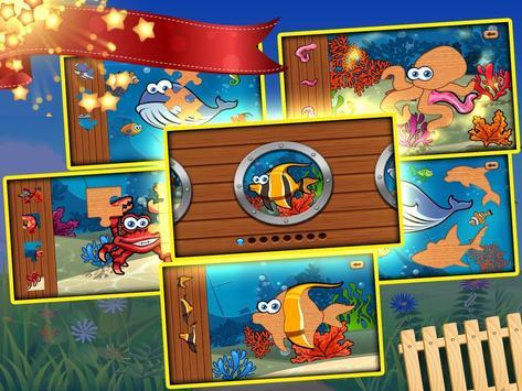 Free toddler jigsaw puzzles for kids & babies Mega screenshot 17