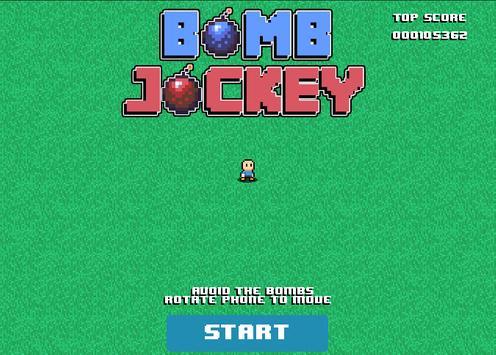 Bomb Jockey poster