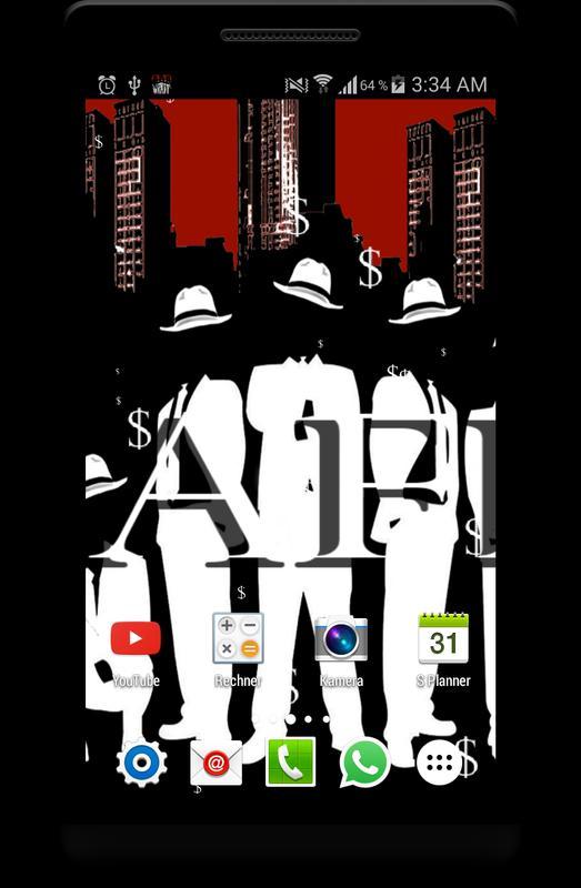 mafia wallpaper live gangster apk download free