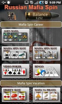Alien MafiaSpin Slot poster