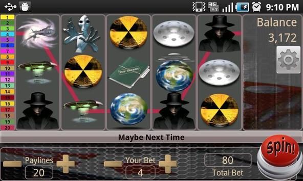 Alien MafiaSpin Slot screenshot 1