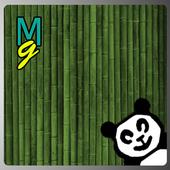 Bubble Pandas Wallpaper icon