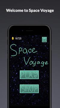 Space Voyage poster
