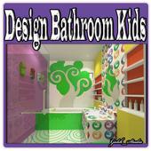 Design Bathroom Kids icon