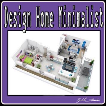 Design Home Minimalist poster