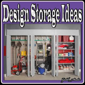 Design Storage Ideas poster