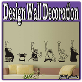 Design Wall Decoration icon