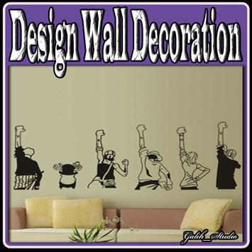 Design Wall Decoration poster