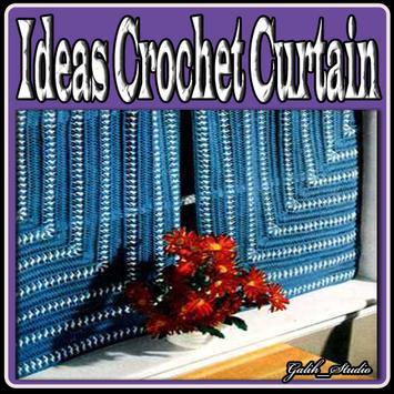 Ideas Crochet Curtain screenshot 1