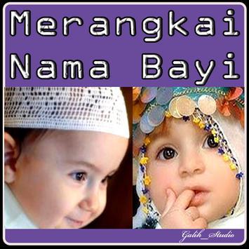 Merangkai Nama Bayi poster