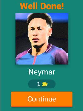 Guess The Football Player screenshot 8